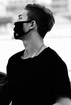 Rap Monster /// BTS /// at every angle he looks beautiful ! Bts Rap Monster, Kim Namjoon, Jung Hoseok, Seokjin, Foto Bts, Bts Photo, Freestyle Rap, Jimin, Bts Bangtan Boy