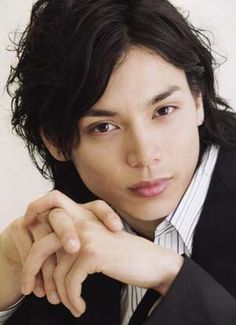 Hiro Mizushima. Who would've thought I'd actually be impressed by the actor playing Sebastian Michaelis in a live action version of Kuroshituji Black Butler?