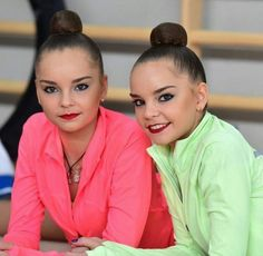 Arina e Dina Averina - Need Motivation, Fitness Motivation, Dina Averina, European Championships, Ballet, Rhythmic Gymnastics, Physical Activities, Flexibility, Cool Photos