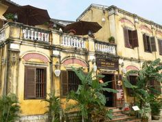 Hoi An - French Colonial Style House