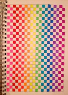 Drawing Patterns Doodles Graph Paper 43 Ideas For 2019 Graph Paper Drawings, Graph Paper Art, Easy Drawings, Pixel Drawing, Doodle Art Drawing, Drawing For Kids, Pattern Drawing, Pattern Art, Art Patterns