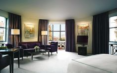 Situated in Covent Garden, the luxurious and award winning One Aldwych Hotel provides guests with impeccable service, spacious and comfortable rooms and suites, and close proximity to landmarks and prestigious districts of the city. Contact one of our expert vacation planners for exclusive offers.