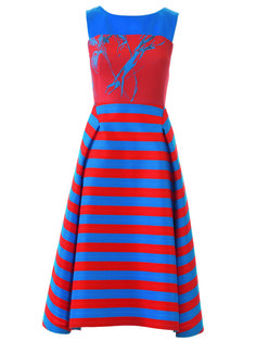 Платье с расклешенной юбкой из коллекции Антонио Марраса