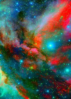 Astronomy - Nebula.