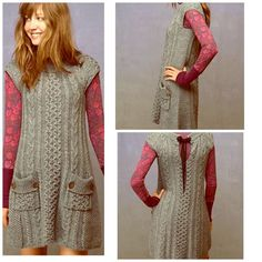 FREE PEOPLE Sweater Dress NWOT NWOT! Gorgeous and cozy sweater dress that I just never wore!  SOLD OUT EVERYWHERE!  Free People Dresses