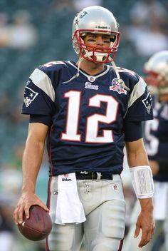 42041b98687 Tom Brady in New England Patriots v Philadelphia Eagles