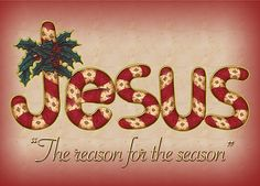Without Christ there is no Christmas:)