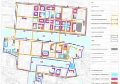 Less of the Docklands is Public Space Than You Think – Dublin Inquirer Dublin Map, Proposal, Thinking Of You, Maps, Public, Space, Thinking About You, Floor Space, Blue Prints