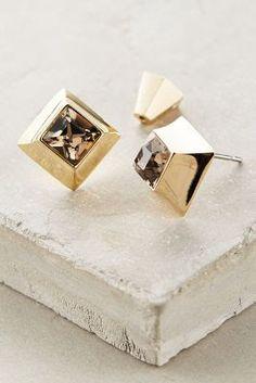 #anthrofave: stud earrings
