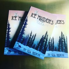 When the impossible suddenly becomes possible, you have no choice but to call it a miracle. And for a very long time, it seemed impossible that my little book, The Ice Maiden's Tale, would ever ge… Little Books, Suddenly, Swatch, My Books, Writer, Lisa, Product Launch, Amazon, My Love