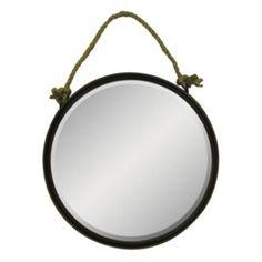 Belle+Maison+Round+Wall+Mirror