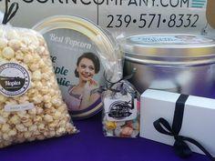 Best Popcorn, Gourmet Popcorn, Popcorn Tins, Caramel Fudge, Caramel Corn, Popcorn Seeds, Florida Events, Popcorn Company, Salt Water Taffy