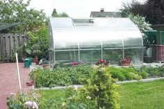 Hobby and Commercial Outdoor Greenhouses | BetterGreenhouses.com