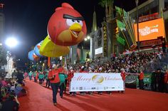 Guests at this hotel march in the Hollywood Christmas Parade  You can snag a spot in the 86th Hollywood Christmas Parade without having to master baton twirling.  http://www.latimes.com/travel/california/la-trb-hotel-hollywood-christmas-parade-20141104-story.html