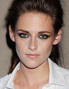 Kristen Stewarts makeup