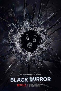 ¡La cuenta atrás ha llegado a su fin! La esperada cuarta temporada de Black Mirror (Arkangel, Cocodrilo, Black Museum, Hang the DJ, Cabeza de metal y U.S.S. Callister) llega a Netflix.