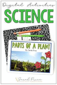 Struggling with time and creating lesson plans for your science class? If you can't do it yourself, grab these low-prep and engaging parts of a plant digital activities and worksheets. Science Curriculum, Science Resources, Interactive Activities, Hands On Activities, Science Activities, Classroom Activities, Vocabulary Sentences, Vocabulary Cards, Fun Writing Prompts