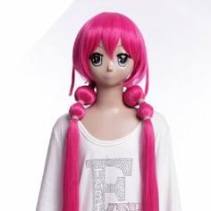 Cosplay long mix pink wig of Smile Cure Happy lacefront wig for girls and women by GOOACTION. $39.28. Hair Style: Cosplay Wigs. Package:1 PCS. Color : AS PICTURE ,Color Shown: (Color may vary by monitor.). Length :about 50.39 Inch. Material : High temperature wire. Brand: GOOACTION Recommended features: 1. Super natural wig , suitable for almost every lady aged from teenagers to adults. 2. With the high technology, Miss Beauty wig series are quite soft and smooth without frizz...