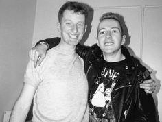 Billy Bragg & Joe Strummer