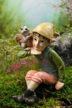 Elf Squirrel Fairy