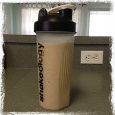 Cafe Mocha Breakfast Protein Drink!! YES PLEASE!