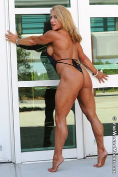 You Wanda moore bodybuilder nude pussy interesting