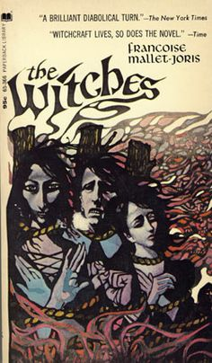 The Witches (1969), cover by Leo and Diane Dillon