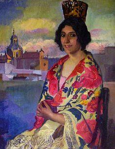 Enrique Garcia Orta (Huelva, 1888 - 1955)