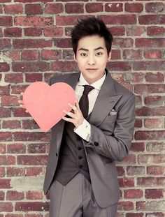Xiumin ♡ for MCM