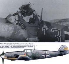 Bf 109 F-4,W.Nr Of Heinrich Bartels of 8./JG 5.