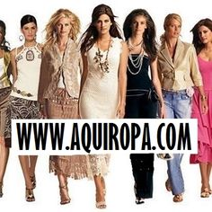 AQUIROPA - WWW.AQUIROPA.COM - Ropa y complementos de Mujer - MUY BARATO - Blusas, sacos, leggis, bufandas, vestidos, faldas, mallas, busos, bolsos, chaquetas, etc. aqui ropa moda dama