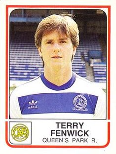 Queens Park Rangers Fc, Uk Football, Trading Card Database, Trading Cards, Baseball Cards, Sports, Sticker, Collection, British Football