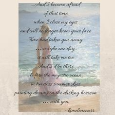 """""""The wine bottle beneath the waves"""" by kimelene carr"""