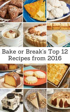 Best of Bake or Break 2016 ~ http://www.bakeorbreak.com