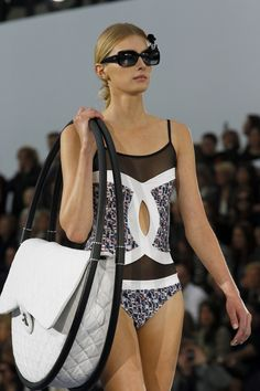 Chanel Spring 2013 just has this girlie girl feel about it that I have fallen in love with