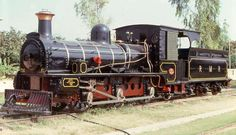Ajmer Railway Workshops 0-6-0, 1 metre gauge. The first loco to be built entirely in India