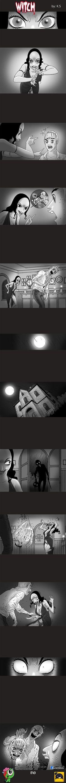 Silent Horror chap 119: Mụ phù thủy Creepy Comics, Horror Comics, Creepy Stories, Horror Stories, Silent Horror, Horror Drawing, Short Comics, Anime Fantasy, Crazy People
