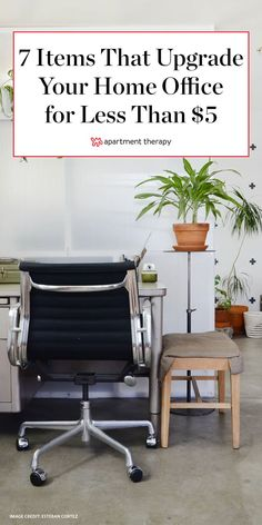 """Even if you don't have one — and your """"office"""" has taken the shape of a desk nook squeezed between the living and dining room — the spot where you work still deserves love. Working Mom Humor, Working Mom Tips, Desk Nook, Unique Home Accessories, Cool Gadgets To Buy, Work From Home Moms, Workspaces, Home Staging, Room Inspiration"""