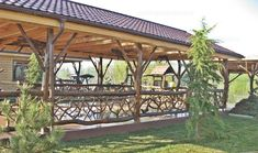 Pavilion mare - TRS 013