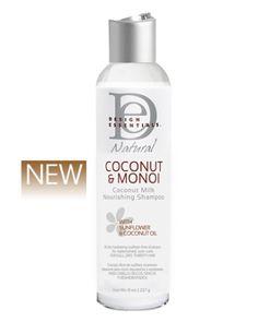 Coconut Monoi Coconut Milk Nourishing Shampoo