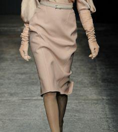 Повтор юбки Донна Каран - построение выкройки и пошив