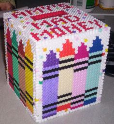WOW!!! made out of pearler beads.
