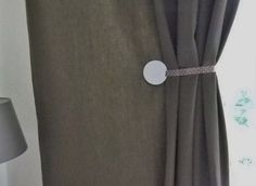 Curtain Tie Backs From Magnets