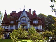 Villa Strassburger, Deauville  - Calvados