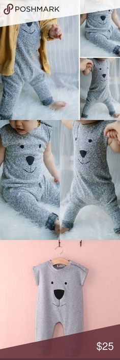 How much is that doggie in the window NEW! This jumper is a great wait of fabric has a very low nap fleece on the inside for those chilly nights or just simply cold weather One Pieces Bodysuits