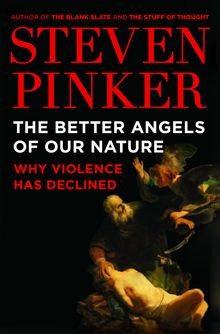 "The Better Angels of Our Nature by Steven Pinker - I was reading an AMA by Bill Gates on Reddit earlier and he said the following when asked about his favorite book ""My favorite of the last decade is Pinker's Better Angels of our Nature. It is long but profound look at the reduction in violence and discrimination over time."""