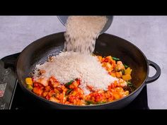 Grains, Youtube, Food, Recipes For Dinner, New Recipes, Food Recipes, Breast, Cucumber, Spoons