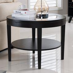 Hokku Designs Brody Round End Table   AllModern