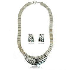 Fashion Jewelry - $9.99 - Fashional Alloy Resin With Rhinestone Ladies' Jewelry Sets (011030503) http://amormoda.com/Fashional-Alloy-Resin-With-Rhinestone-Ladies-Jewelry-Sets-011030503-g30503