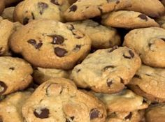 I've been working on perfecting this recipe for years. I think I finally got it! These bake up chewy and soft, and don't spread out like most chocolate chip cookie recipes I've tried. I hope you enjoy and welcome the comments!